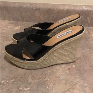 439c7ca1f29 Women s Steve Madden Clear Sandals on Poshmark